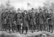 Famous Union Generals of the Civil War