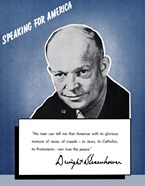 Speaking for America - Dwight Eisenhower