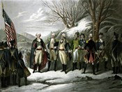 General George Washington and his Military Commanders