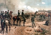 General Sherman on Horseback