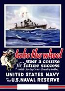 Vintage World War II Navy