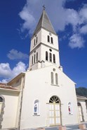 St Henri Cathedral, Anse D'Arlet, Martinique, French West Indies, Caribbean