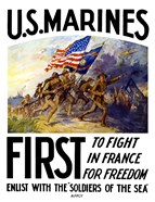 US Marines First