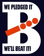 We Pledged It, We'll Beat It