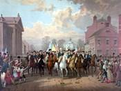 George Washington and His Men