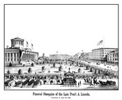 Funeral Procession of President Lincoln