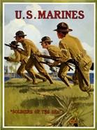 U.S. Marines - Soldiers of the Sea