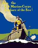 Join the U.S. Marines - Soldiers of the Sea