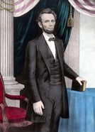 President Abraham Lincoln -Civil War Era (color)