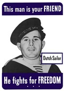 This Man is Your Friend - Dutch Sailor