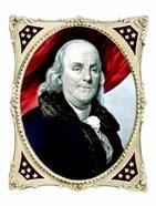 Benjamin Franklin (color)