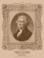 Thomas Jefferson (decorative print)