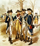 Continental Army During the Revolutionary War