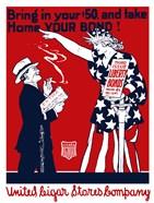 United Cigar Bond Poster