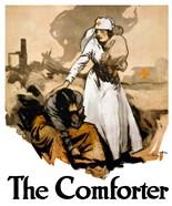The Comforter - Red Cross