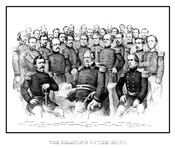 Group Portrait of Early War Union Generals