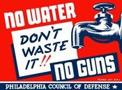 No Water, No Guns