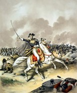 General Andrew Jackson on Horseback