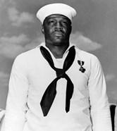 Doris Dorie Miller, a Cook in the US Navy