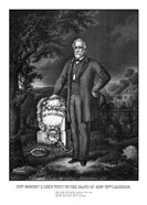 General Lee Visiting the Grave of General Thomas Jackson