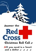 Red Cross Christmas Roll Call