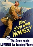 You Give Him Wings
