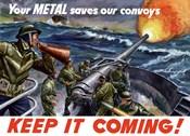 Keep It Coming - Metal Saves Convoys