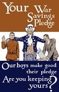 Vintage World War I - Uncle Sam