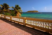 Puerto Rico, Esperanza, Vieques Island and boats