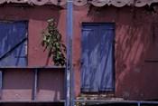 Front Porch on Saint Croix, Caribbean