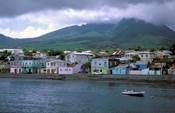 Waterfront, Basseterre, St Kitts, Caribbean