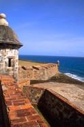 Castle of San Cristobal, Old San Juan, Puerto Rico