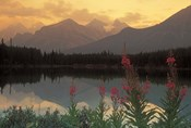Alberta, Banff, Lake Herbert, Canadian Rockies
