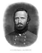 Thomas Stonewall Jackson (digitally restored)