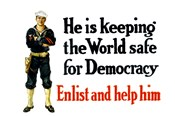 Enlist and Help Him - Navy Sailor