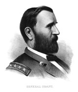 General Ulysses S Grant (vintage Civil War)