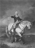 General George Washington on Horseback