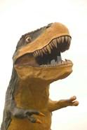 World's Largest Tyrannosaurus Rx, Drumheller, Alberta, Canada