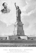The Statue of Liberty and It's Sculptor