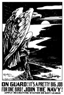 On Guard - Eagle