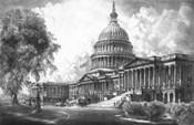 US Capitol Building (digitally restored)