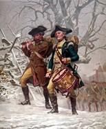 Two American Minutemen