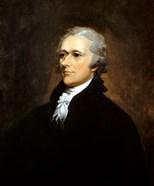 Founding Father Alexander Hamilton
