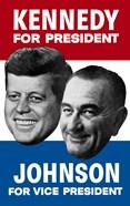 1960 Democratic Nominees, Kennedy & Johnson
