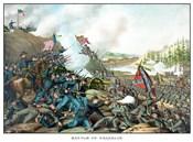 Battle of Franklin (vintage Civil War)