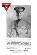 General John Pershing, YMCA
