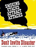 Smoking Stacks Attract Attacks