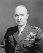 General Omar Nelson Bradley (digitally restored, WWI)