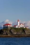 Canada, British Columbia Green Island Lighthouse