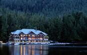 King Pacifci Lodge, British Columbia, Canda